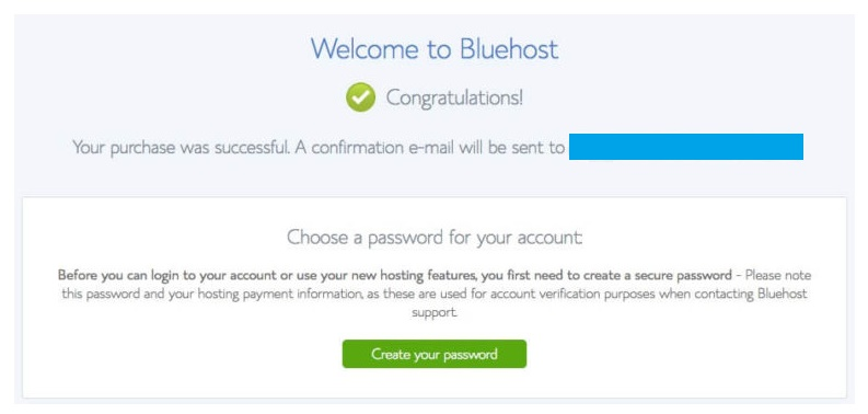 welcome-to-bluehost